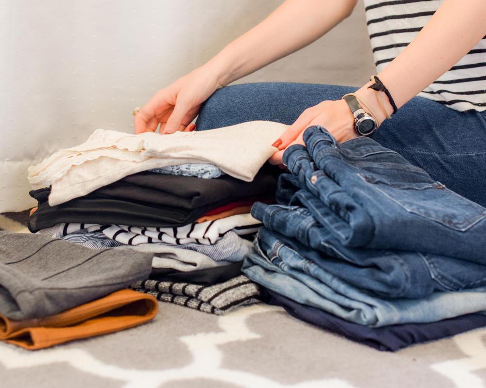 Jak si správně zorganizovat šatník