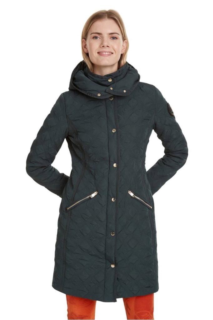 Kabát Desigual Leicester
