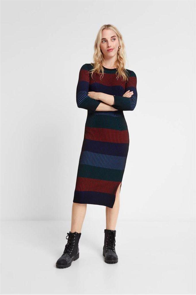 Šaty Desigual Tamara