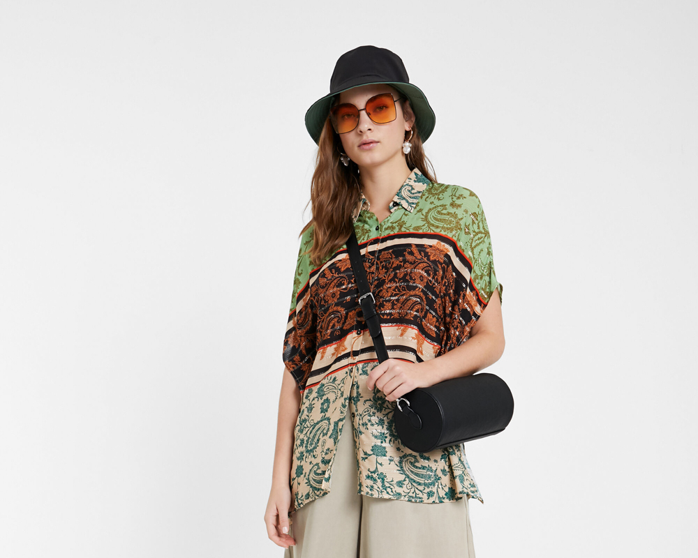 Must have letního šatníku - oversize košile