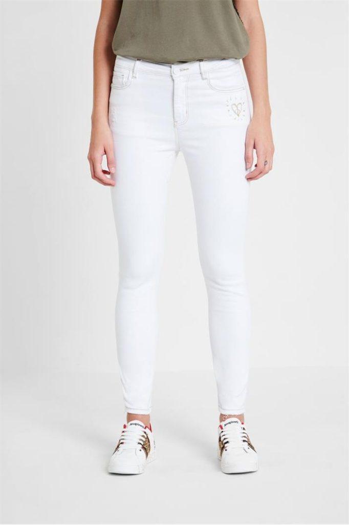 jeansy Desigual Kasandra