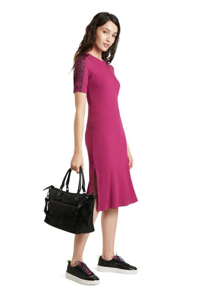 šaty Desigual Arich